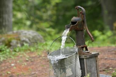 Eau du puits