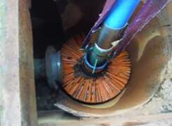 nettoyage d'un puits